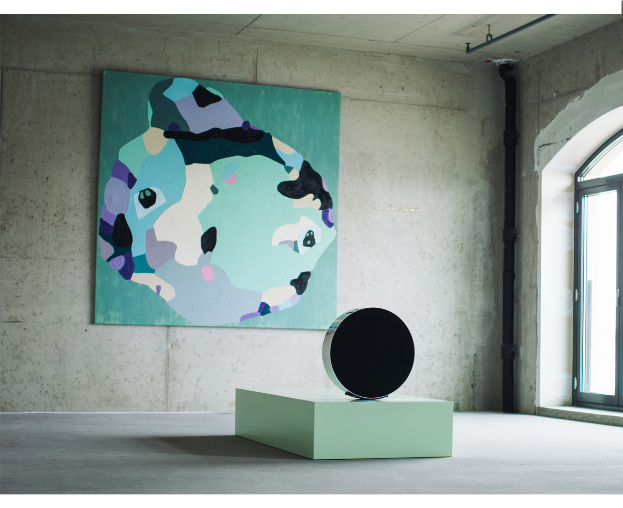 TRIPTYCH – COLLABORATION WITH BANG&OLUFSEN AND IAMYANK